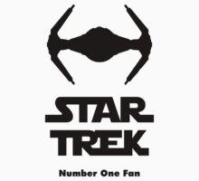 STAR TREK number one fan T-Shirt
