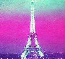 La Tour Eiffel by M Studio Designs