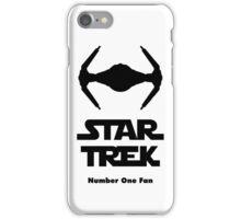 STAR TREK number one fan iPhone Case/Skin