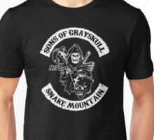 Sons Of Grayskull V2.0 Unisex T-Shirt