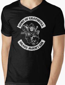 Sons Of Grayskull V2.0 Mens V-Neck T-Shirt