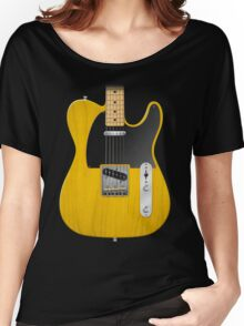 Electric Guitar Women's Relaxed Fit T-Shirt