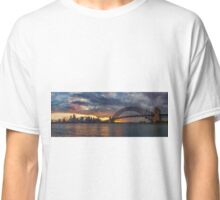 Sydney at Sunset Classic T-Shirt