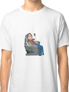 Doctor Rush and The Chair Classic T-Shirt