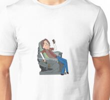Doctor Rush and The Chair Unisex T-Shirt