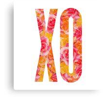 XO Canvas Print