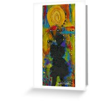 Cherished Thoughts of YOU Greeting Card