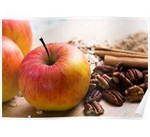 Apple for Baking Poster