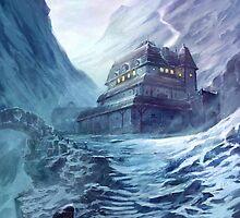 Refuge? by CHARROART