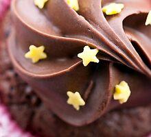 Top of Cupcake by Charlotte Lake