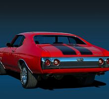 1970 Chevelle SS 454 by TeeMack