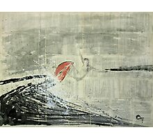 Chronicle of surfing.  Photographic Print
