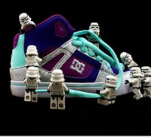 StormTroopers And The ShoeMaker by StuartSiviter