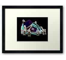 StormTroopers And The ShoeMaker Framed Print
