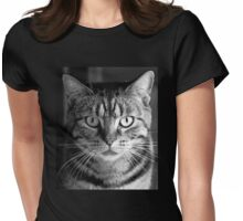 Consuela the Cat Womens Fitted T-Shirt