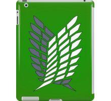 Attack on Titan - Scouting Legion iPad Case/Skin
