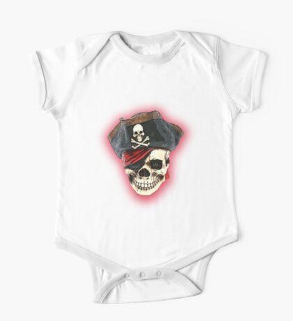 pirate skull One Piece - Short Sleeve