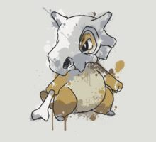 Cubone by Keelin  Small