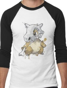 Cubone Men's Baseball ¾ T-Shirt