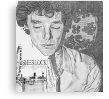 Sherlock's Rest Canvas Print
