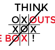 Think Outside The Box! by thiagopexe