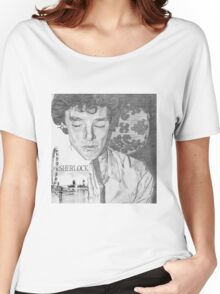 Sherlock's Repose Women's Relaxed Fit T-Shirt