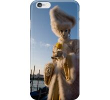 Carnival of Venice: Yellow rose charmer iPhone Case/Skin