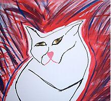 maxwell cat 2 Photographic Print