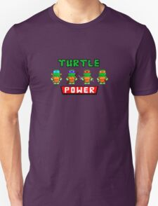 Turtle Power Unisex T-Shirt