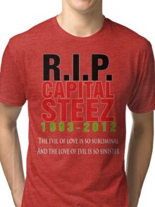 RIP Capital STEEZ Evol Love Tri-blend T-Shirt