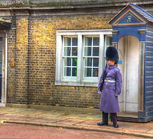 London City Guard by PatiDesigns