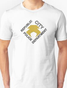 Republic City PD T-Shirt