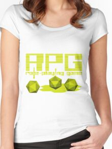 RPG Women's Fitted Scoop T-Shirt