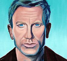 Daniel Craig - AKA: Bond James Bond by Adam Campbell