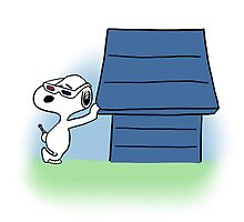 Snoopy Doctor by rwang