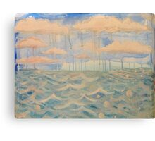 Ocean Pearls Canvas Print