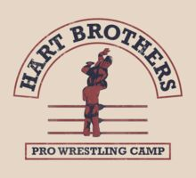 Hart Brothers Pro Wrestling Camp by Bob Buel