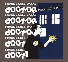 Knock Knock Knock Doctor T-Shirt