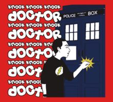 Knock Knock Knock Doctor Kids Clothes