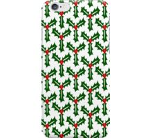 Christmas Holly iPhone Case/Skin