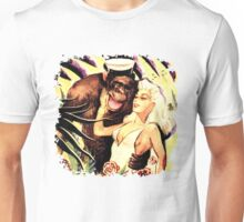 Sailor Monkey Unisex T-Shirt