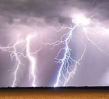Inglewood Storm 19/1/14 by GrantRolphPhoto