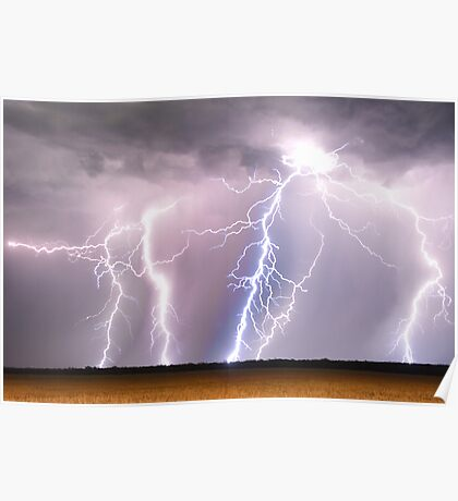 Inglewood Storm 19/1/14 Poster