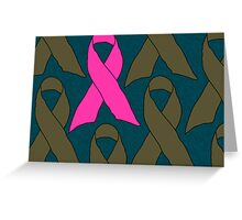 Survivors and Supporters Greeting Card