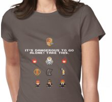 It's Dungerous Harry Womens Fitted T-Shirt