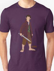 Martin Freeman in The Hobbit Typography Design T-Shirt