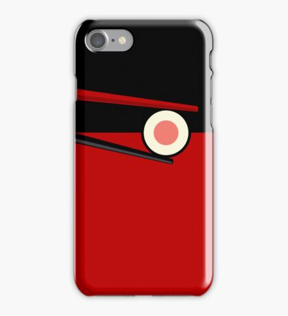 Sushi Flavor iPhone Case/Skin