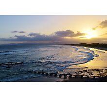 Port Kembla Beach Photographic Print
