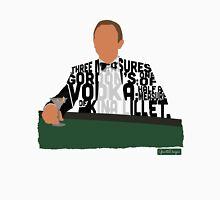 Daniel Craig in James Bond Casino Royale Typography Design Unisex T-Shirt