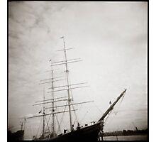 { equilibrium } Photographic Print